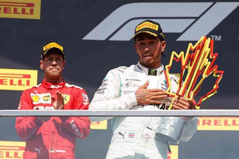 , Después de la sanción a Vettel
