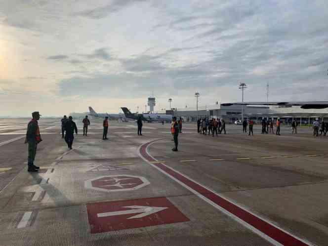 , Arrecian repatriaciones: ahora, 108 hondureños