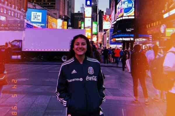 , Alexia Delgado, la joven futbolista que triunfa en EEUU