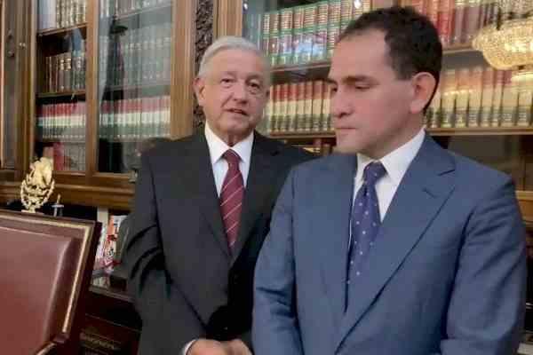 , Herrera será ratificado en SHCP el 18 de julio