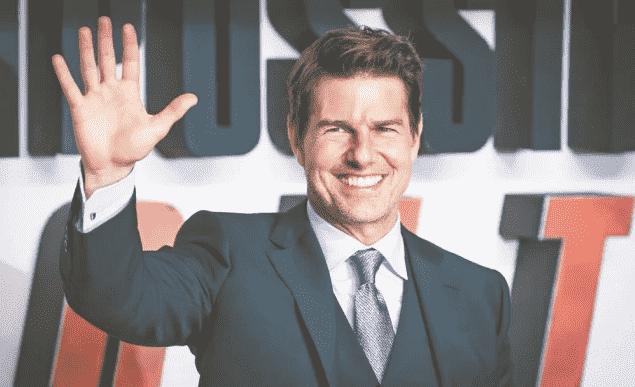 , Warner quiere a Tom Cruise como el nuevo Linterna Verde