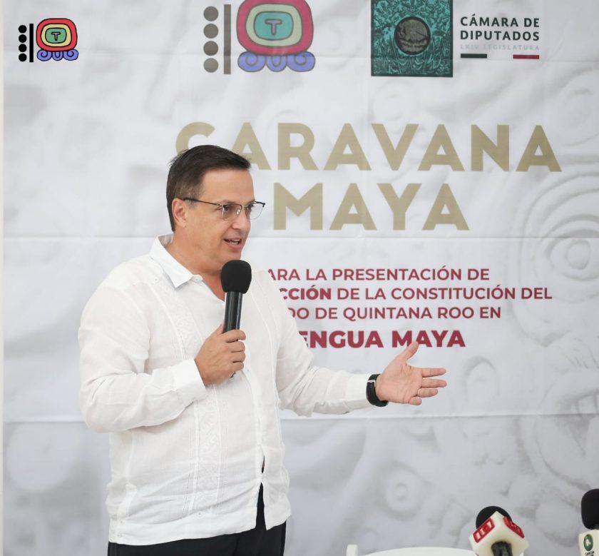 , Caravana de la Constitución rebasa expectativas: Alegre