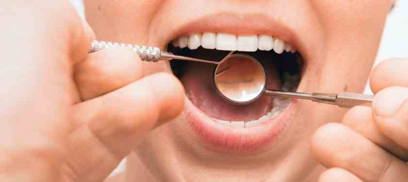 , Nuevo método para reparar los dientes
