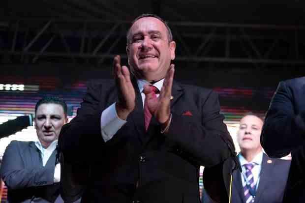 , Exdirector de prisionesgobernará Guatemala