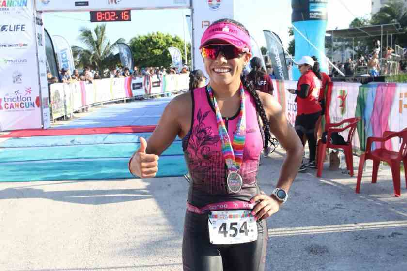 , Mara: consolida Triatlón confianza en el destino