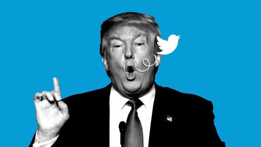 , Índice mide impacto de tuits de Trump