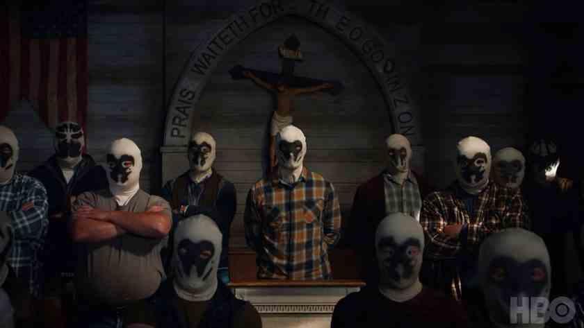 , 'Watchmen' llega a HBO en octubre