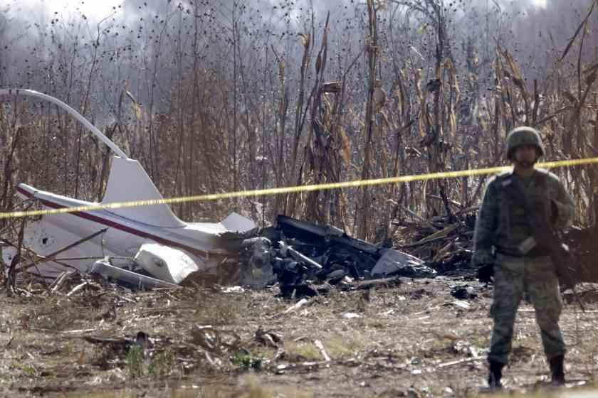 , En noviembre se revelarán causas de accidente aéreo