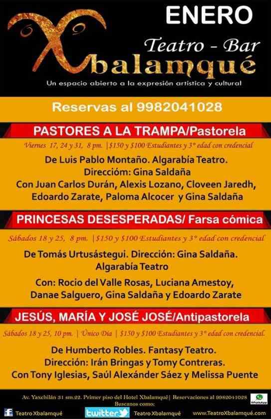 , Teatro Xbalamque