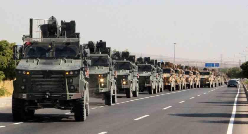 , Arranca Turquía ofensiva militar en el norte de Siria