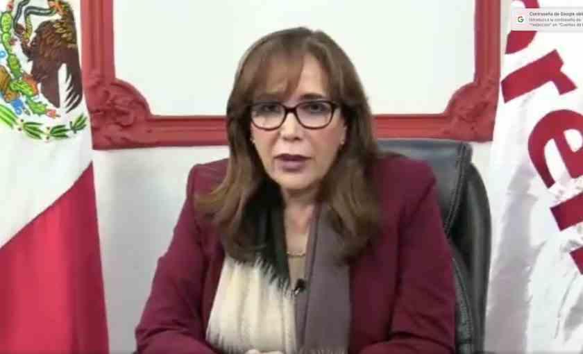 , Pide Yeickol aplazar elección en Morena