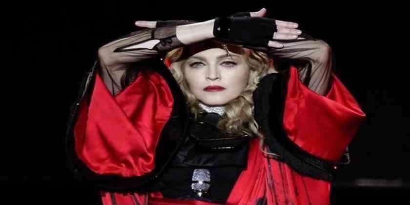 """, Por un """"dolor abrumador"""" Madonna cancela conciertos en Boston"""