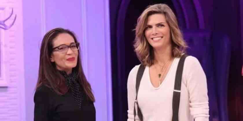 , Con Verónica Castro, Yolanda Andrade le fue infiel a Montserrat Oliver
