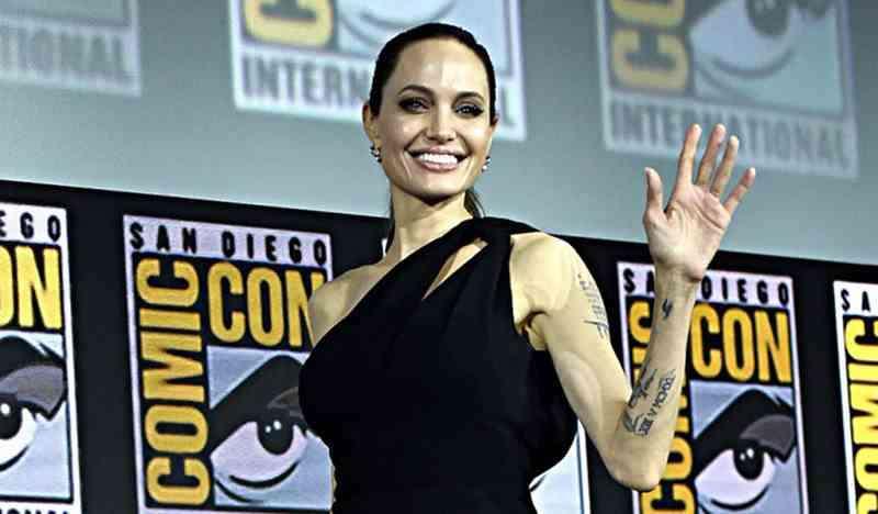 , Angelina Jolie y elenco de 'The Eternals' son evacuados tras amenaza de bomba