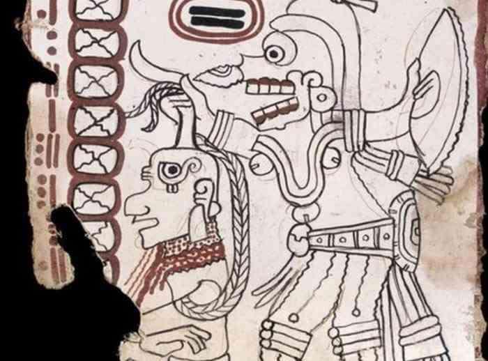 , Códices, la historia de México en imágenes