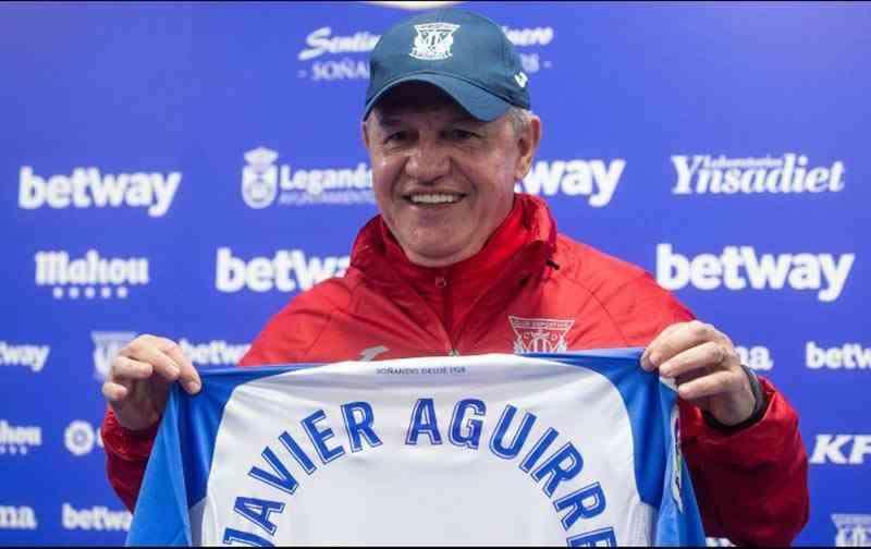 , Javier Aguirre, contento de volver a dirigir en la Liga española