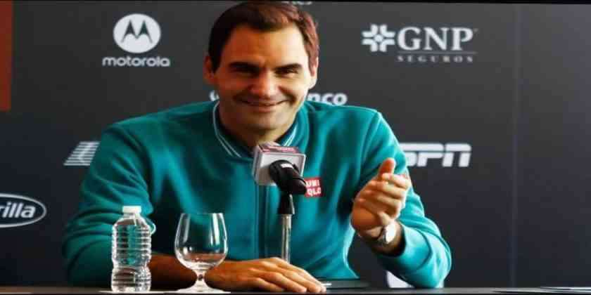 , Suiza acuñará moneda con rostro de Roger Federer