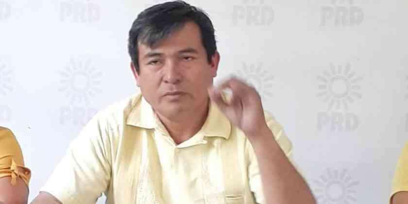 , El PRD existe a pesar de su dirigencia: Rafael Esquivel Lemus