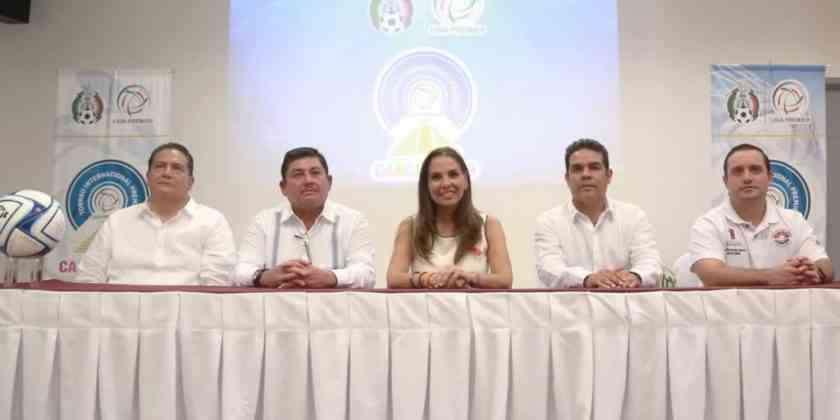 , En Cancún, Torneo de Fútbol Internacional Premier 2019