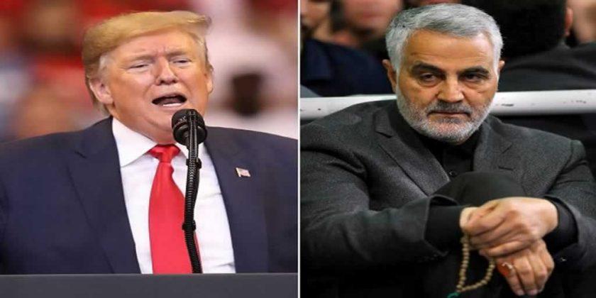 , Autorizó Trump asesinato de Soleimaní hace 7 meses: NBC