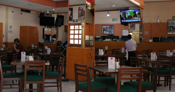 275 mil empleos menos en hoteles y restaurantes