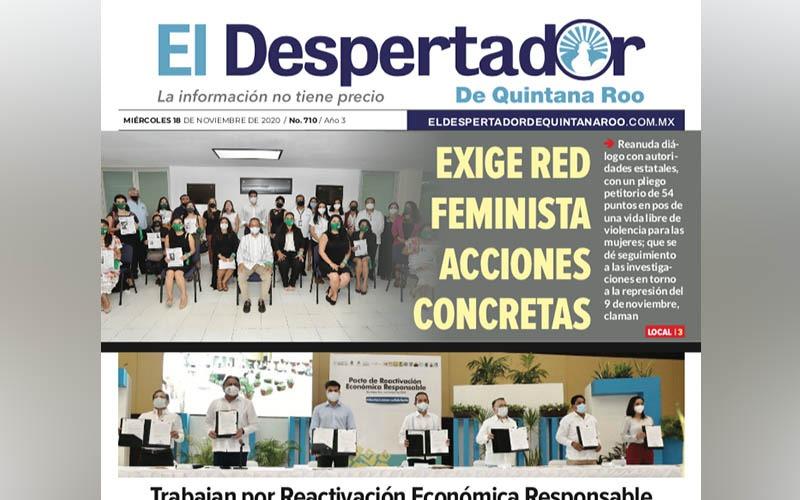 EL DESPERTADOR 710