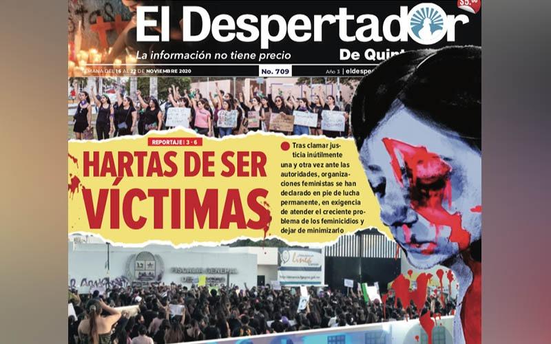 EL DESPERTADOR SEMANARIO 709